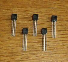 10 Transistoren  2 N 6519 ( PNP 300V 0.5A TO-92 )