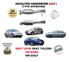 FOR SEAT LEON TOLEDO SKODA OCTAVIA VW BORA VW GOLF CATALYTIC COVERTER CAT