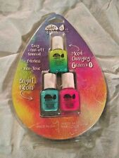 Color Club Water Colors For Kids 3 Pack Set (2 Neon + 1 Mood Changing)