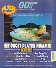 MAGAZINE OOR 1988 nr. 23 - LED ZEPPELIN / SANDY DENNY / WIRE / MUDDY WATERS