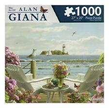 NEW Alan Giana Collection 1000 Pc. Jigsaw Puzzle - Escape