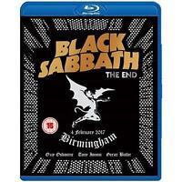 Black Sabbath The End BLU-RAY All Regions NEW