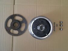OU2107 STATER ROTOR AND RING GEAR HONDA CX500 TURBO