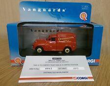 Corgi Vanguards VA01122 Morris 1000 Van Co-op Radio & Television Ltd 0003/2870