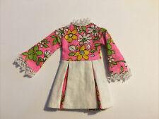 Pedigree Sindy Doll Lovely Lively Dress 1973
