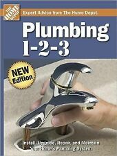 The Home Depot Plumbing 1-2-3 (2005, Hardcover, Revised)