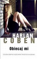 Obiecaj mi, Harlan Coben,  polish book