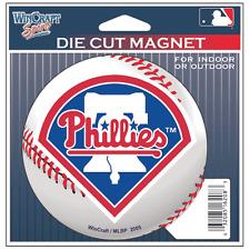 Philadelphia Phillies Baseball Magnet