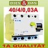 Moeller Eaton PXF-40/4/003 FI-Schutzschalter J15163 4polig 40A 30mA Typ A 236776
