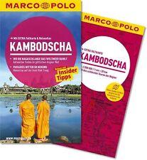 !! Kambodscha UNGELESEN Reiseführer mit Karte 2013 Marco Polo Mekong Angkor