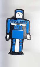 RARE PINS PIN'S .. BD COMICS ROBOT SYFY ROBOTIC SPECITUBES CE FRANCE ~BF