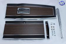 Mopar Console Top Plate Set Auto 69 70 RoadRunner Coronet Charger SuperBee GTX