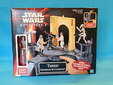 STAR WARS EPISODE I THEED GENERATOR COMPLEX NEW & SEALED BATTLE DROID INCLUDED!