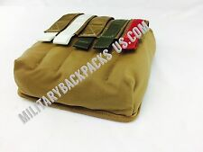 NEW USMC Military Pouch Off Road 4x4 Jeep Ammo Light Gear Radio Bag Mag Clip