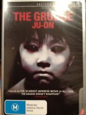 The Grudge  Ju-On - Eastern Eye Originals - New Sealed R4 *RARE* Free Post