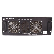 Cointerra GS1200-01 Terraminer 1.6TH/s Bitcoin Miner powered by Goldstrike