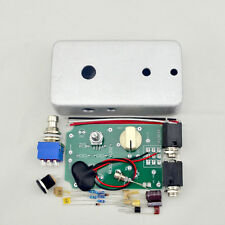 DIY Boost effect pedal kits with 1590B And 9 PIN 3PDT Foot Switch FREE SHIP