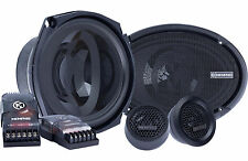 "Memphis Audio PRX690C 6x9"" Component Speaker System With Tweeters & X-overs NEW"