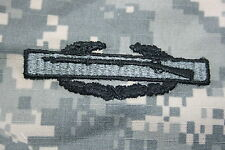 GENUINE US ARMY ISSUE PAINTBALL COMBAT INFANTRY BADGE CIB ACU CLOTH BADGE