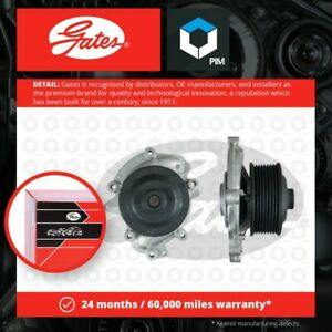 Water Pump fits MERCEDES S320 W221 3.0D 05 to 07 Coolant Gates 6422001001 New