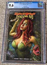Harley Quinn & Poison Ivy #1 – Maer Cover – 3000 Printed – CGC 9.6 NM+