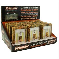 LOT OF 12 PIECE Promier Camo COB LED Light Switch 200 Lumens  NEW BOX