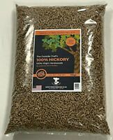 Premium Hickory Smoking Wood Pellets for all Types BBQ Pellet Smoker