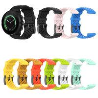 Silikon Uhrenarmband Watch Band Für Suunto Spartan Sport Wrist HR/Suunto9 Baro