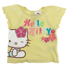 Hello Kitty tee-shirt fille 1 an