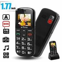 CS182 Big Button Mobile Phone for Elderly, Senior Unlocked Mobile Phone