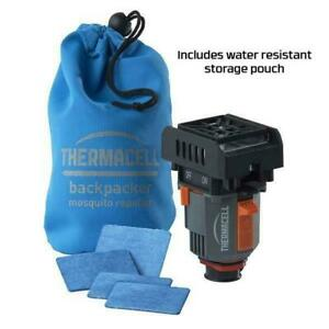 PESTROL THERMACELL BACKPACKER MOSQUITO REPELLER OZ STOCK Fast and Free