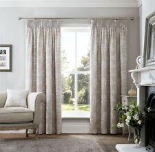 Rideaux et cantonnières beige Curtina pour la maison