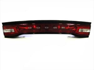 11-14 Dodge Charger REAR CENTER DECKLID TAILLIGHT BACK UP LAMP OEM NEW MOPAR