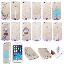 Housse Coque Gel Etui Transparent Cover TPU arrière Protection Pour iPhone série