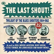 V/A Rhythm and Blues - The Last Shout [CD]
