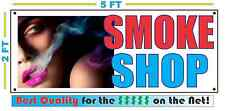 SMOKE SHOP SEXY Full Color Banner Sign Smoke C STORE Cigarettes