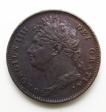 1826 UK One 1 Farthing - George IV 1st issue - aEF Lot 76