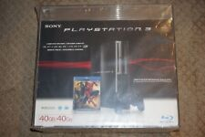 Playstation 3 Spiderman 40gb Bundle VGA 85 Console System NEW Sealed PS3