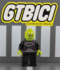 LEGO SUPER HEROES DC  `` BRAINIAC ´´ MINIFIGURA Ref 76040 100X100 ORIGINAL LEGO