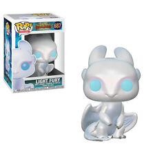 How to Train Your Dragon 3 Lumière Fury Multi Vinyle Funko 36369 POP