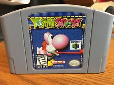 Yoshi's Story Nintendo 64 N64 Game Cleaned Tested Working