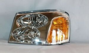 Headlight Assembly-Capa Certified Left TYC 20-6368-00-9