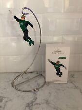 Hallmark Keepsake Ornament Green Lantern 2011