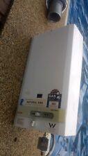 Bosch natural gas instantaneous hot water heater Hydrflow 4 🌟