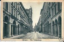 em 131 1933 BOLOGNA Via Indipendenza - viagg.FP Ed.Beretta & Giacomoni Bologna
