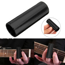 Professional 60mm Black High Quality Chromed Steel Guitar Finger Slide