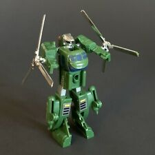Gobots Carry-All / Twin Spin Robo Machine Rm-42 | Complete | Repaired Rotor