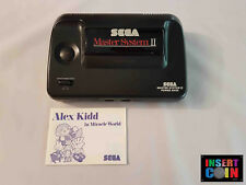CONSOLA SEGA MASTER SYSTEM II + ALEX KIDD  (PAL / PAL G  )  #89136  LEER/READ!