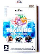 Mind Training PC Nuevo Precintado Videojuego Videogame Sealed Brand New SPA