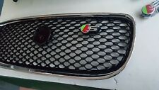 ORIGINAL JAGUAR XJ XJR LOGO PARA PARRILLA S Placa X351